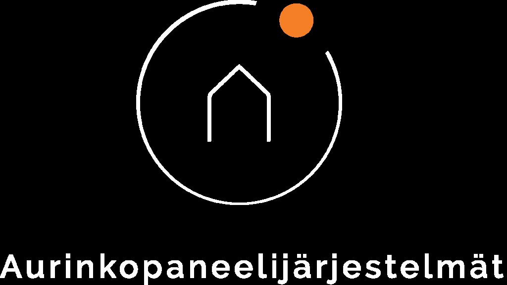 Logo valkone aurinkopaneelijärjestelmät